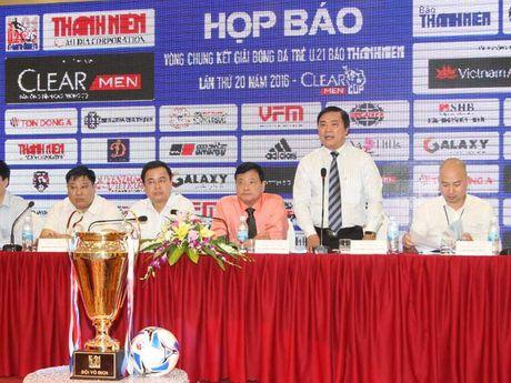 HA Gia Lai gap chu nha Than Quang Ninh tran khai mac - Anh 1