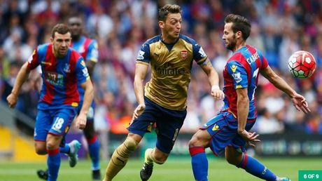 Nhung khoanh khac dep nhat cua Ozil tai Arsenal - Anh 5