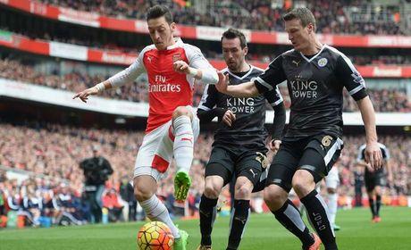 Nhung khoanh khac dep nhat cua Ozil tai Arsenal - Anh 7