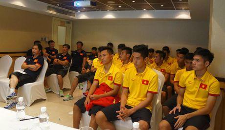 Chu nha Bahrain xin loi U19 Viet Nam vi mot loat su co - Anh 1
