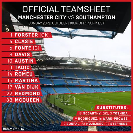 Man City vs Southampton (0-0, H1): Kompany da chinh - Anh 8