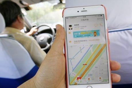 Ung dung goi taxi DiDi khang dinh khong co chi nhanh tai Viet Nam - Anh 1