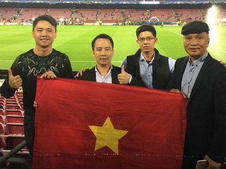 'Team building' kieu V-League - Anh 1