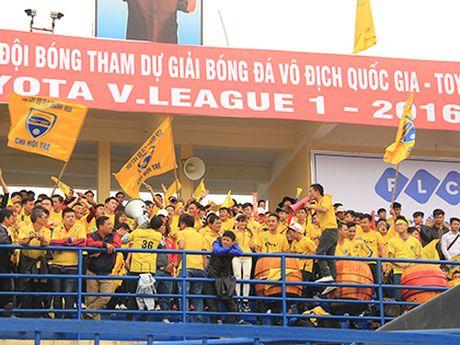 'Team building' kieu V-League - Anh 2