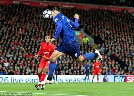 Robbie Fowler: 'Ibra khong phu hop voi Man United, dang sa sut thay ro' - Anh 2