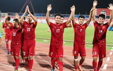 Tieu diem the thao: Cho U19 Viet Nam viet tiep chuyen co tich - Anh 1