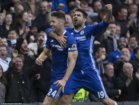 Chelsea huy diet Man United 4-0 trong ngay tai ngo Mourinho - Anh 1