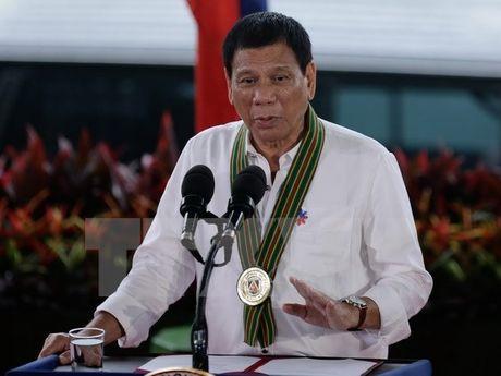Tong thong Philippines cam ket khong bo qua phan quyet ve Bien Dong - Anh 1