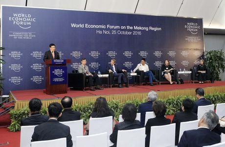 Hoi nghi ACMECS, CLMV, WEF-Mekong - Anh 11