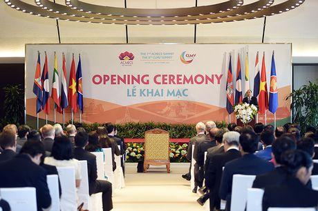 Hoi nghi ACMECS, CLMV, WEF-Mekong - Anh 15