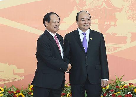 Hoi nghi ACMECS, CLMV, WEF-Mekong - Anh 21
