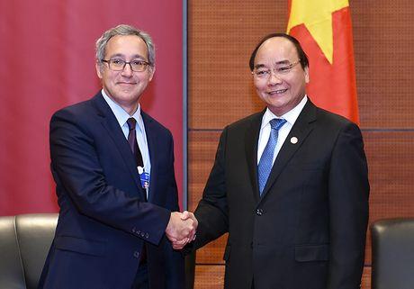 Hoi nghi ACMECS, CLMV, WEF-Mekong - Anh 9