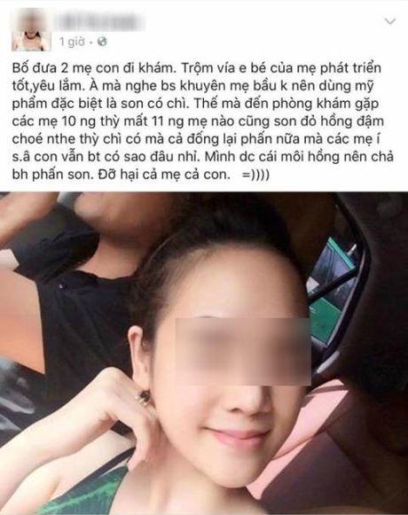 Hai phu nu khoe anh chung chong: Loi dang nguoi vo that - Anh 3