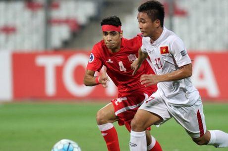 DIEM TIN SANG (24.10): Thua U19 Viet Nam, HLV U19 Bahrain tu chuc? - Anh 1