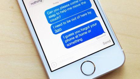 Cach de ban chat iMessage khong biet minh da doc tin nhan - Anh 1