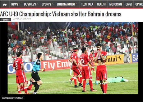 Truyen thong Bahrain: 'U19 Viet Nam khien Bahrain vo mong' - Anh 2