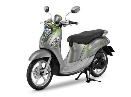 Yamaha Fino moi gia 29 trieu dong khien nu sinh me - Anh 7