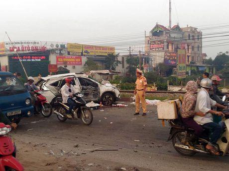 Bo Cong an dieu tra vu tai nan duong sat lam 5 nguoi chet - Anh 1