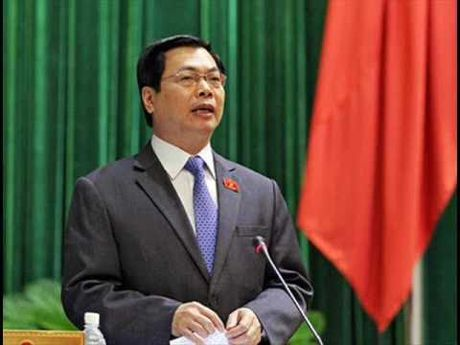 Ong Vu Huy Hoang tu de nghi quy hoach Trinh Xuan Thanh lam Thu truong Cong Thuong - Anh 1