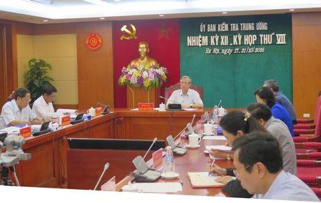 Ong Vu Huy Hoang tu de nghi quy hoach Trinh Xuan Thanh lam Thu truong Cong Thuong - Anh 2