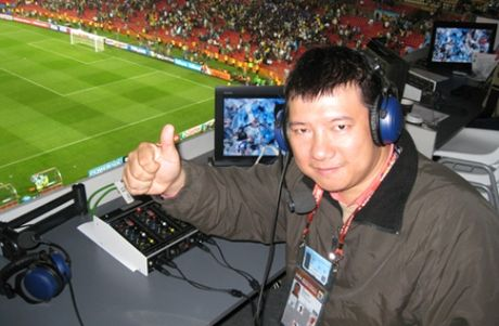 BLV Vu Quang Huy noi gi ve ky tich cua U19 Viet Nam? - Anh 1