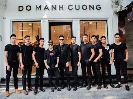 Do Manh Cuong duoc trai dep thap tung di casting mau - Anh 10