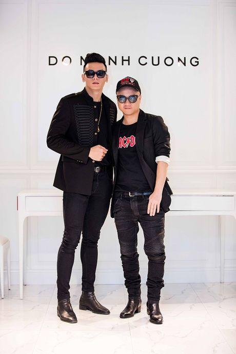 Do Manh Cuong duoc trai dep thap tung di casting mau - Anh 1