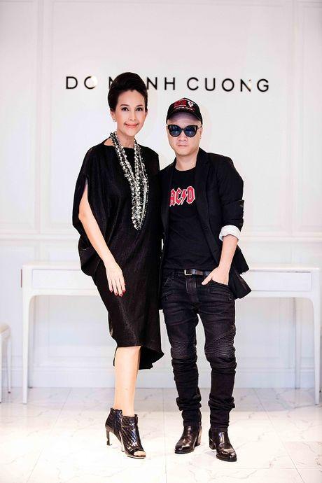 Do Manh Cuong duoc trai dep thap tung di casting mau - Anh 3