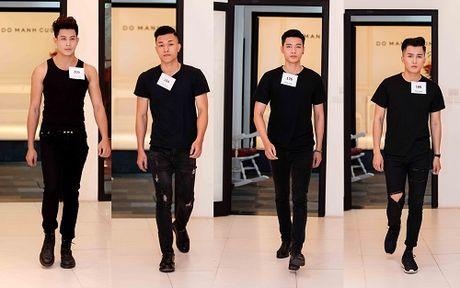 Do Manh Cuong duoc trai dep thap tung di casting mau - Anh 8