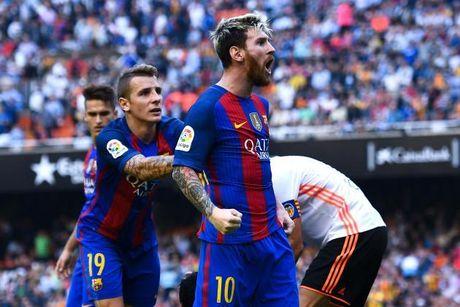 Sau vong 9 La Liga: Su tuong phan giua Ronaldo va Messi, Real va Barca - Anh 3