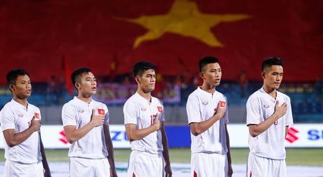 5 diem nhan giup U19 Viet Nam danh bai U19 Bahrain - Anh 1