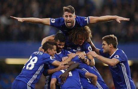 Du am Chelsea 4-0 M.U: 'Ke len voi, nguoi xuong cho' - Anh 2