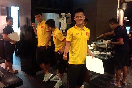 U19 Viet Nam hao huc cham tran Brazil, Anh o World Cup U20 - Anh 4