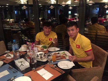 U19 Viet Nam hao huc cham tran Brazil, Anh o World Cup U20 - Anh 5