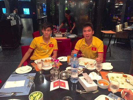 U19 Viet Nam hao huc cham tran Brazil, Anh o World Cup U20 - Anh 6