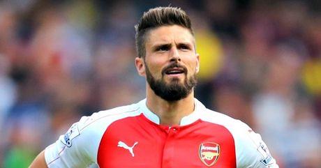Arsenal dang nho cai 'dau vang' cua Giroud - Anh 1
