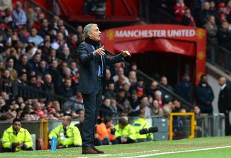 Jose Mourinho da bat luc o Man United? - Anh 1