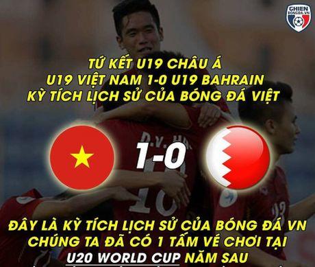 U19 Viet Nam du World Cup, nguoi dan ra duong 'quay' trong dem - Anh 3