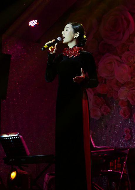 Dam Vinh Hung keu goi duoc hon 700 trieu ung ho mien Trung - Anh 11