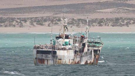 Dang sau vu cuop bien Somalia tha 26 con tin Chau A - Anh 1