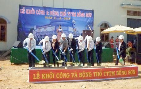 """Lieu du an trung tam thuong mai """"tram ty"""" co bi """"treo""""? - Anh 1"""