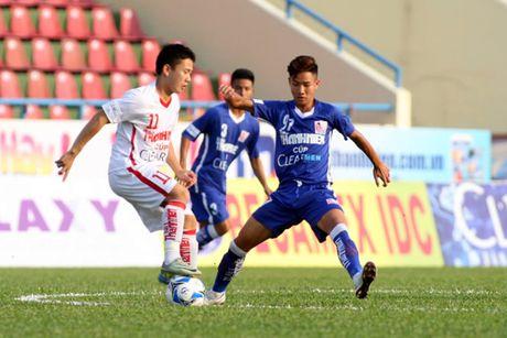 Khai mac VCK U21 quoc gia 2016: U21 HAGL bi cam hoa - Anh 1