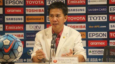 HLV Hoang Anh Tuan tu hao ve cau chuyen than tien cua U19 Viet Nam - Anh 1