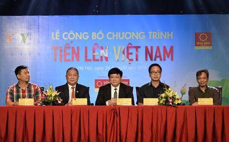 Cong bo chuong trinh 'Tien len Viet Nam' - Anh 1