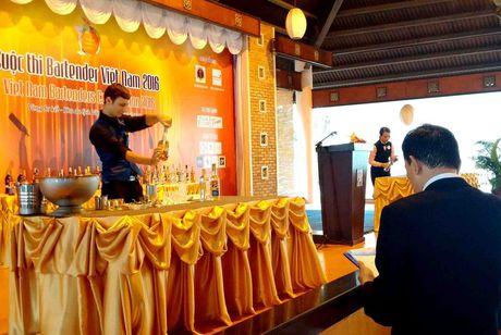 Khai mac 'Cuoc thi Bartender Viet Nam 2016' - Anh 2