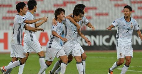 U19 Nhat Ban, Tajikistan than trong truoc tran dai chien - Anh 1