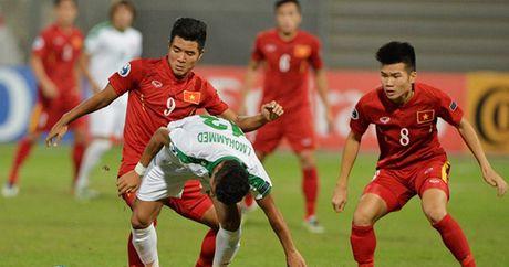 Diem tin toi 24/10: U19 Viet Nam co the vao bang 'de tho' tai U20 WorldCup - Anh 1