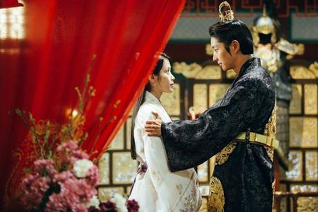 Nguoi tinh anh trang tap 17: Lee Jun Ki len lam vua, ngu thiep trong long IU - Anh 4