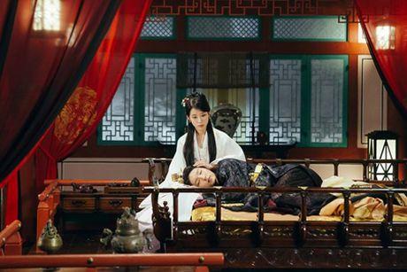 Nguoi tinh anh trang tap 17: Lee Jun Ki len lam vua, ngu thiep trong long IU - Anh 5