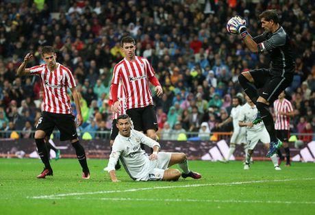 Ronaldo im tieng, Real Madrid van co ngoi dau La Liga - Anh 3